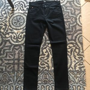 Hudson black pant